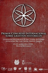 Primer Congreso Internacional sobre Grafitos Históricos